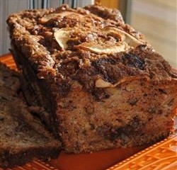 Bananna Apple Bread