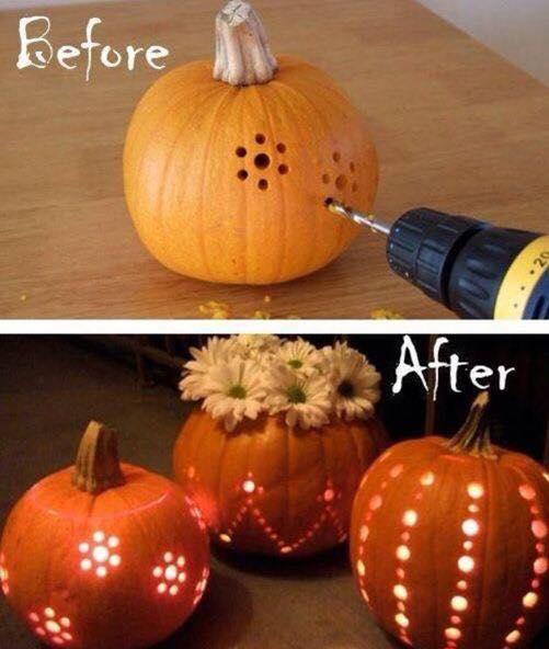 Carving Pumpkins For Kids
