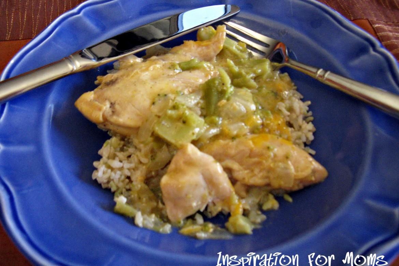 Chicken Broccoli Casserole, Chicken Dinner